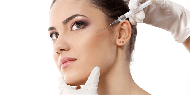 What are the post-operative instructions for Botox injection?