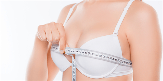 You are the right candidate for breast lift or augmentation if: