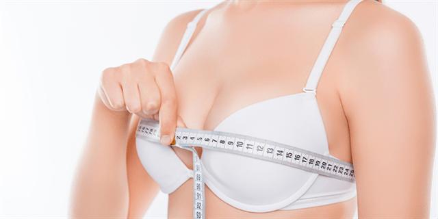 Pas de réduction mammaire: