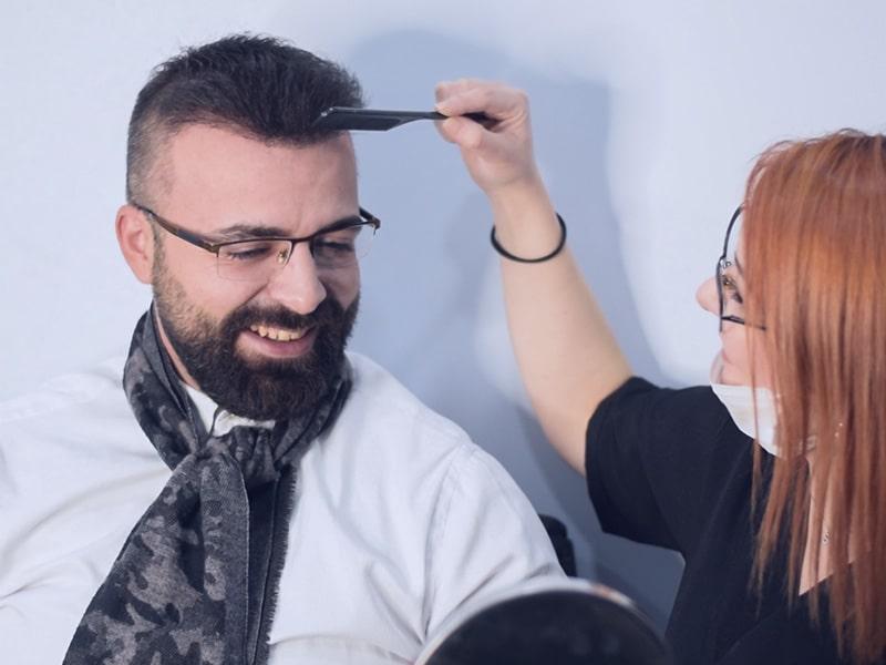 Pourquoi ai-je décidé de subir une greffe de cheveux ?