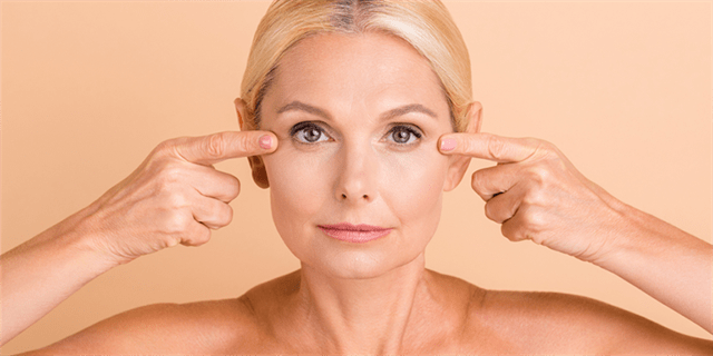 Who is the right candidate for an eyelid lift?