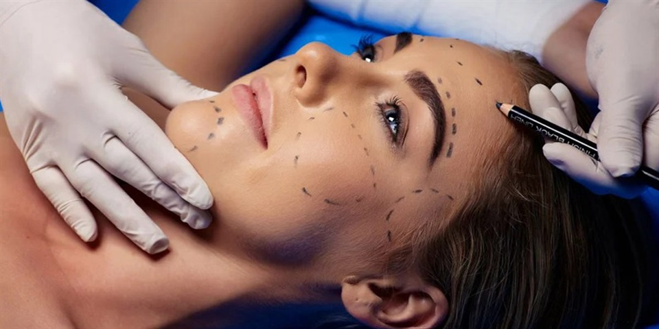 Facial plastic surgery cost in Turkey