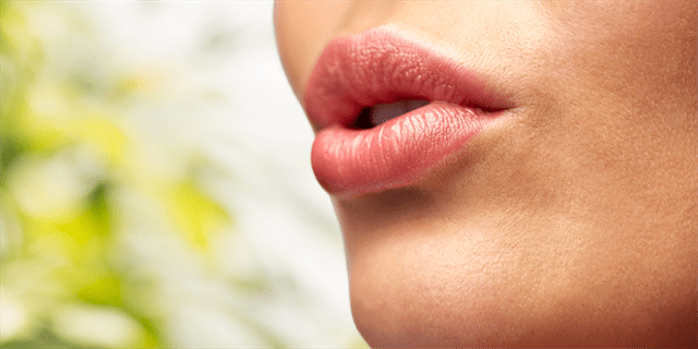 What are the post-operative instructions for lip augmentation?
