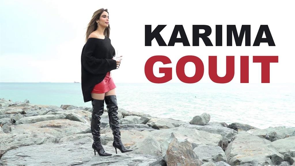 كريمة غيث , مغنية